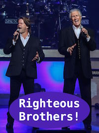 Righteous Brothers play Sandpoint Lost in the 50s